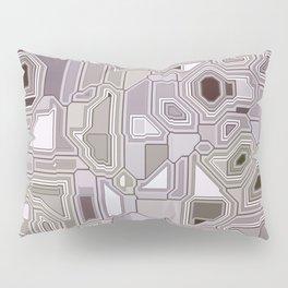 Futuristic Computer Digital Pillow Sham