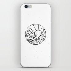 Day iPhone & iPod Skin