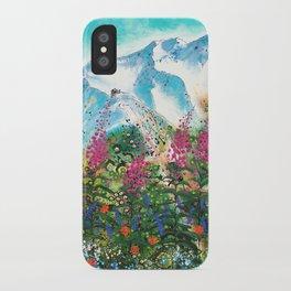 Alyeska Best of Both iPhone Case