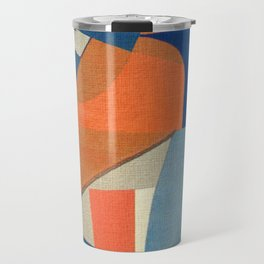 Carrying Two Cans Travel Mug