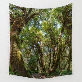 Hoh Rainforest Wall Tapestry