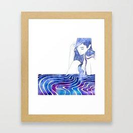 Nereid XVI Framed Art Print