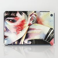 exo iPad Cases featuring Kyungsoo by eteru