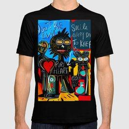 Don't be Evil Street Art Graffiti T-shirt