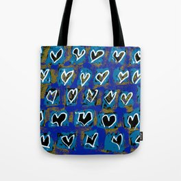Flying Hearts ~ Pure Love Tote Bag