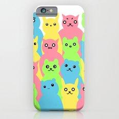 Animal Friends Slim Case iPhone 6s
