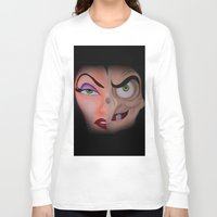 evil queen Long Sleeve T-shirts featuring Evil Queen by Jgarciat