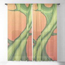 Bramble Sheer Curtain