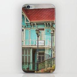 Old Valparaiso - Part 2 iPhone Skin
