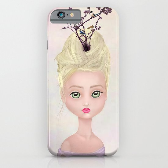 Spring Queen iPhone & iPod Case