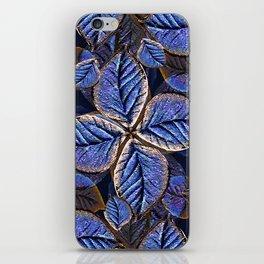 Fantasy Nature Pattern Print  iPhone Skin