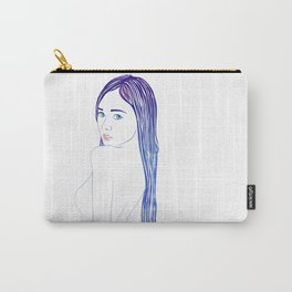 Water Nymph XXIX Carry-All Pouch