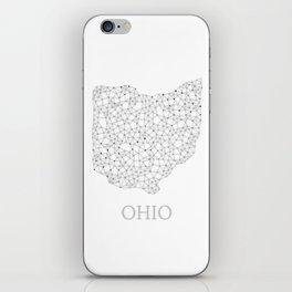 Ohio LineCity W iPhone Skin