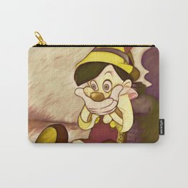 Pinocchio Carry-All Pouch