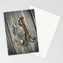 """Busted Peeler"" - Maryland Blue Crab Stationery Cards"