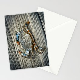 """Busted Peeler"" - Maryland Blue Crab Stationery Cards"