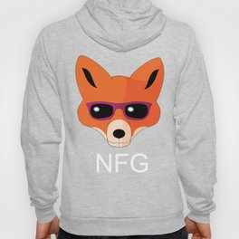no fox given Hoody