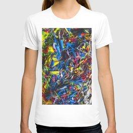 Crayon Shavings T-shirt