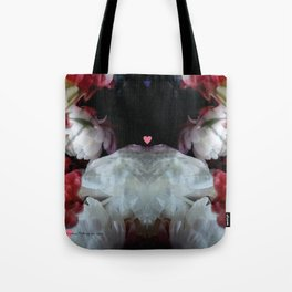 The edge of love Tote Bag