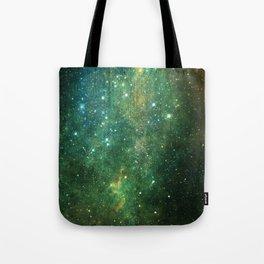 Desert Night Sky Tote Bag