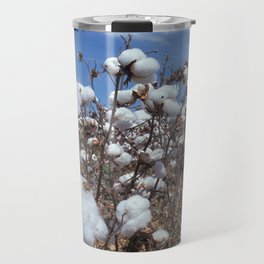 Cotton Field Travel Mug