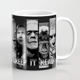 CREEP IT REAL AGAIN Coffee Mug