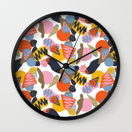 Sorvete Wall Clock