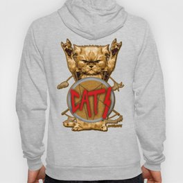 Slayer Cat Hoody