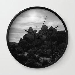 Joshua Tree National Park VII Wall Clock