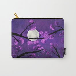 Under the sakura trees Carry-All Pouch