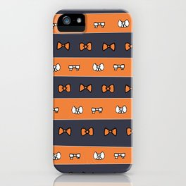 Haikyuu!! Karasuno Bows iPhone Case
