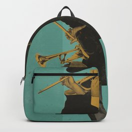 ABSTRACT JAZZ Backpack