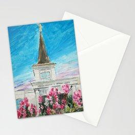 Helsinki Finland LDS Temple Stationery Cards