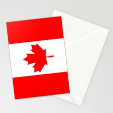Flag of Canada - Authentic Stationery Cards