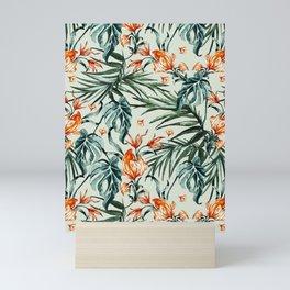 Exotic flower nature-07 Mini Art Print