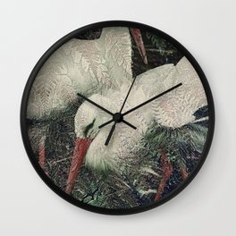 Duo Wall Clock