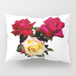 Rose Bouquet Pillow Sham