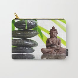 Buddha Relaxing  Carry-All Pouch