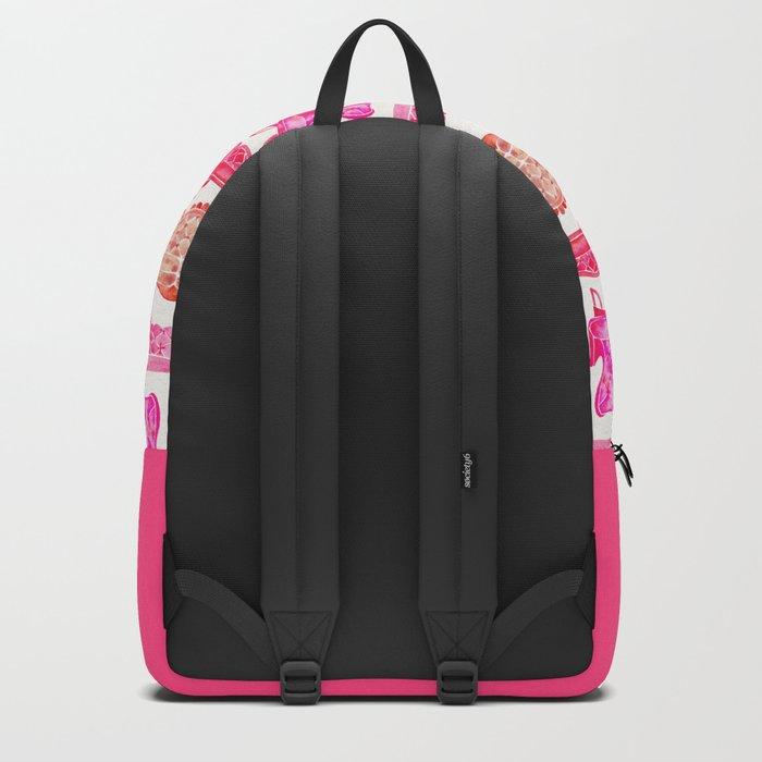 Victorian Lounge – Pink Palette Backpack