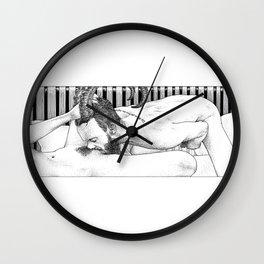 asc 792 - Le lien de causalité (Growing horns) Wall Clock
