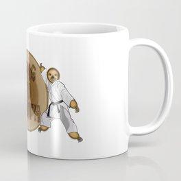 Kung Fu Sloth! Coffee Mug