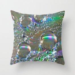 Sparkle and Shine  Throw Pillow