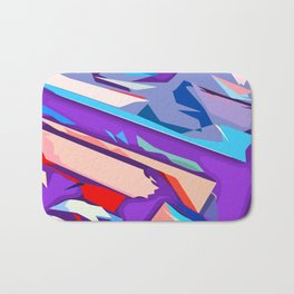 Your story - IN COLOR Bath Mat