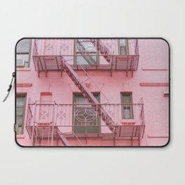 Pink Soho NYC Laptop Sleeve