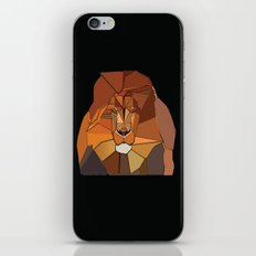 Dark Crystal Lion iPhone & iPod Skin