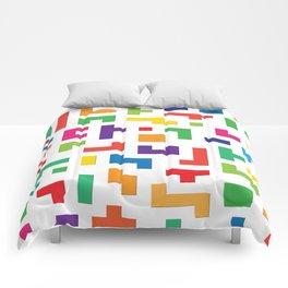 Tetris Blocks Comforters