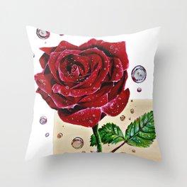 Healing the beloved Throw Pillow