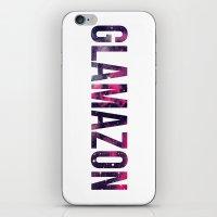 rupaul iPhone & iPod Skins featuring GLAMAZON by GLAMAZON