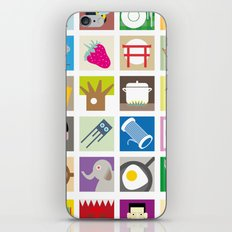 Elements iPhone & iPod Skin