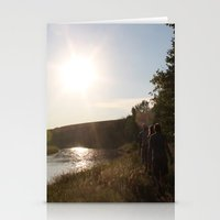 camping Stationery Cards featuring Camping by RMK Creative